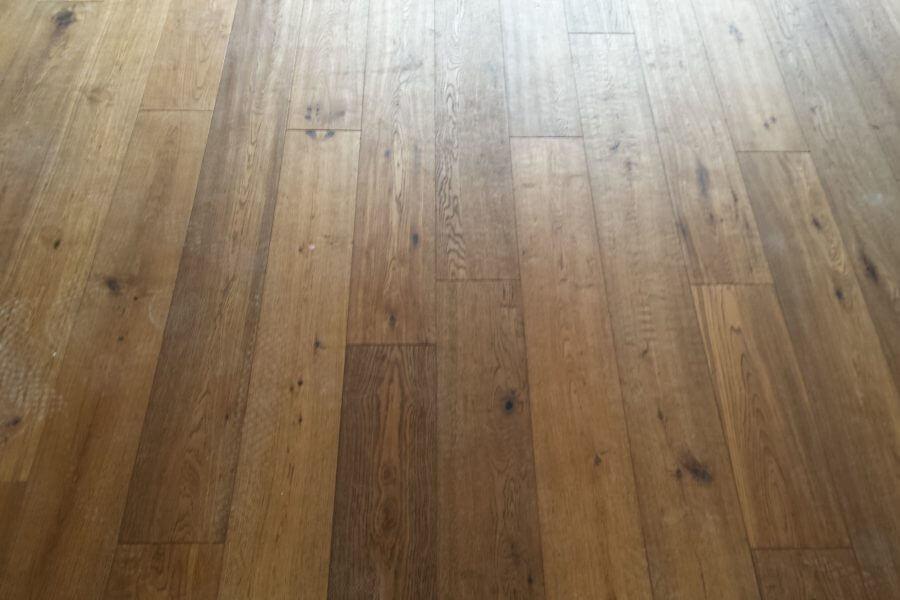 houten vloer bewerken Nieuw-Beijerland
