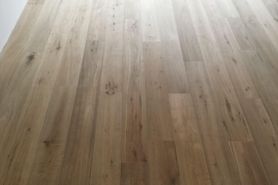 Houten vloer in Nieuw-Beijerland
