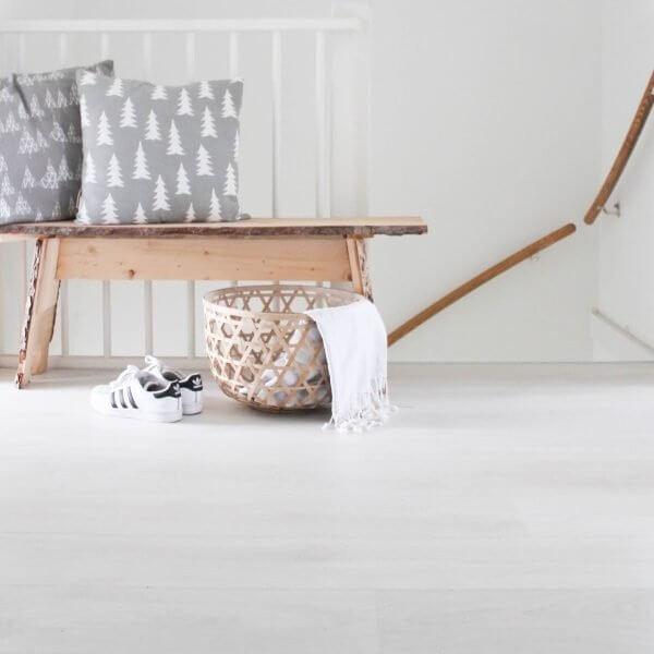 Wit laminaat -Douwes Dekker tijdloos eiken